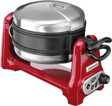 Вафельница KitchenAid 5KWB110EER красная