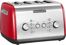 Тостер KitchenAid 5KMT421EER красный