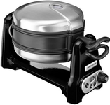 Вафельница KitchenAid 5KWB100EOB черная